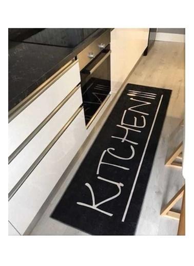 MarkaEv Kitchen 46 Mutfak Halısı 133*190cm Renkli